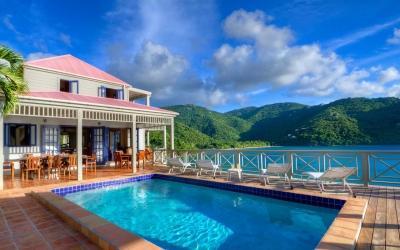 Beautiful 5 Bedroom Villa in Brewers Bay - Image 1 - Tortola - rentals