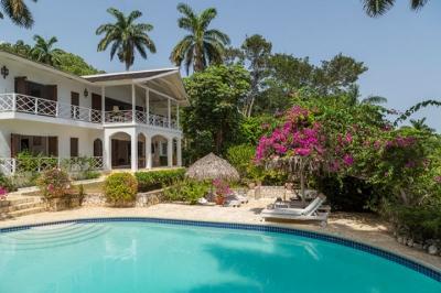 Elegant 3 Bedroom Villa at Tryall - Image 1 - Hope Well - rentals