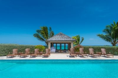 Sensational 6 Bedroom Villa in Jumby Bay - Image 1 - Saint George Parish - rentals