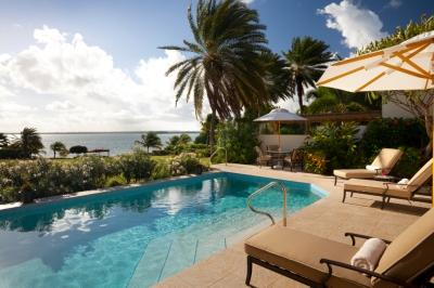 Fantastic 4 Bedroom Villa in Jumby Bay - Image 1 - Saint George Parish - rentals