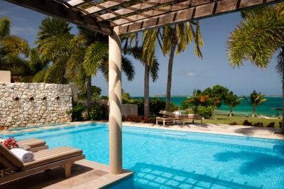 Fabulous 3 Bedroom Villa in Jumby Bay - Image 1 - Saint George Parish - rentals