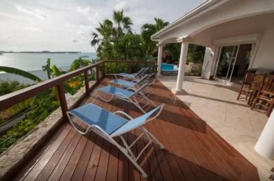 Charming 6 Bedroom Villa in Terres Basses - Image 1 - Marigot - rentals