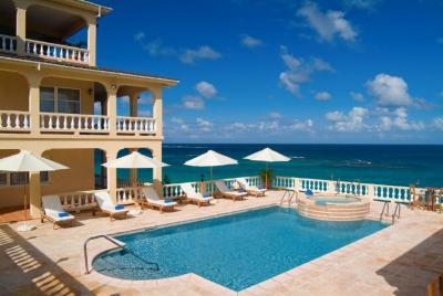 Great 8 Bedroom Villa in Shoal Bay East - Image 1 - Island Harbour - rentals