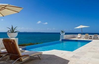 Lovely 4 Bedroom Villa in Blowing Point - Image 1 - Blowing Point - rentals