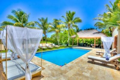 Wonderful  4 Bedroom Villa in Punta Cana - Image 1 - Punta Cana - rentals