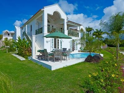 Magical 4 Bedroom Villa in Royal Westmoreland - Image 1 - Saint James - rentals