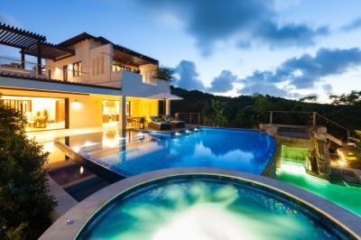 Elegant 8 Bedroom Villa in Long Bay - Image 1 - Long Bay Village - rentals