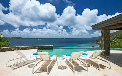 Lovely 4 Bedroom Villa in Virgin Gorda - Image 1 - Spanish Town - rentals