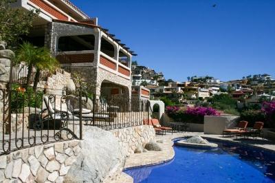 Magical 5 Bedroom Villa in Pedregal - Image 1 - Cabo San Lucas - rentals