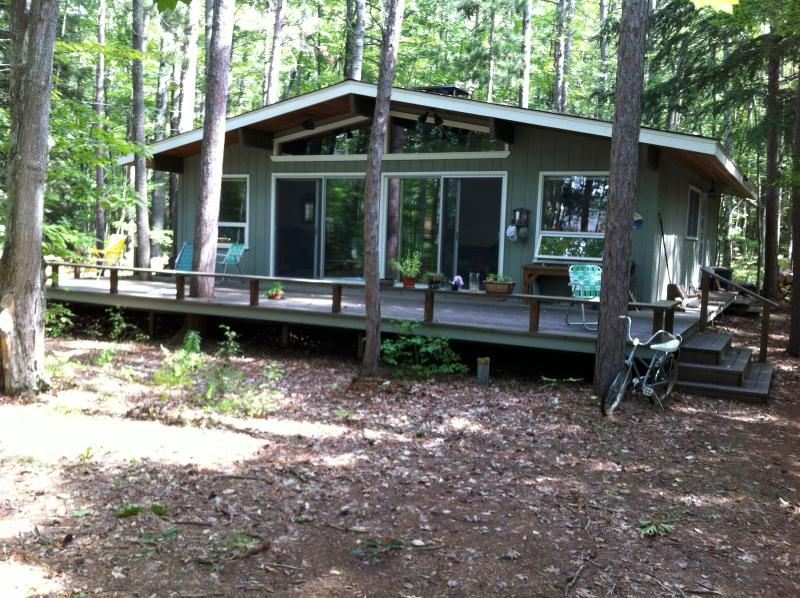 Yuba cottage - Family-friendly cottage near Traverse City - Traverse City - rentals