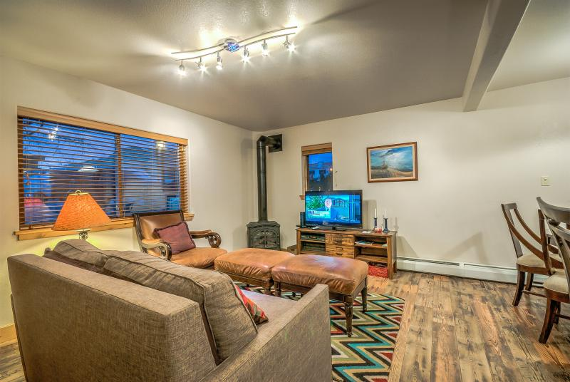 Beauty In Downtown, Book 4 Nights Get 1 Free! - Image 1 - Steamboat Springs - rentals