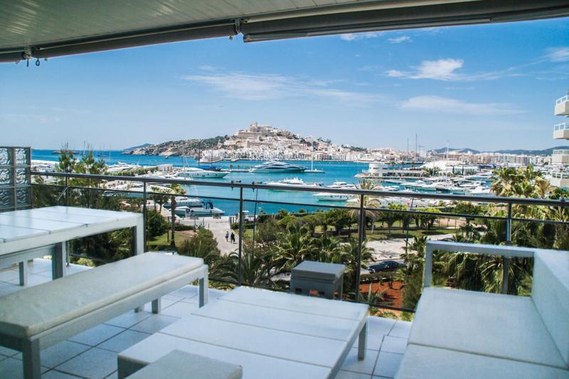 Apartment Castillo - Image 1 - Ibiza - rentals