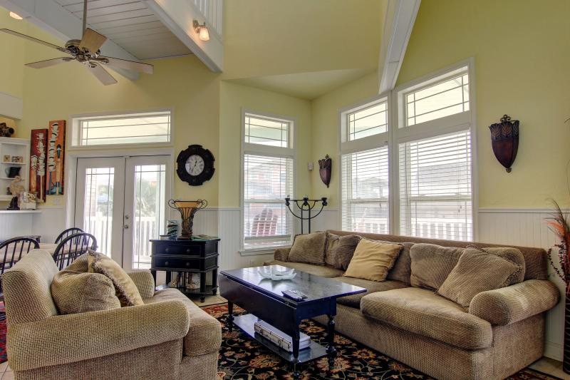 Southern Comfort, 4 bedroom home at Sand Point - Image 1 - Port Aransas - rentals