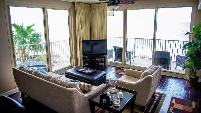 4th Floor! Wrap Around Balcony! - Image 1 - Panama City Beach - rentals