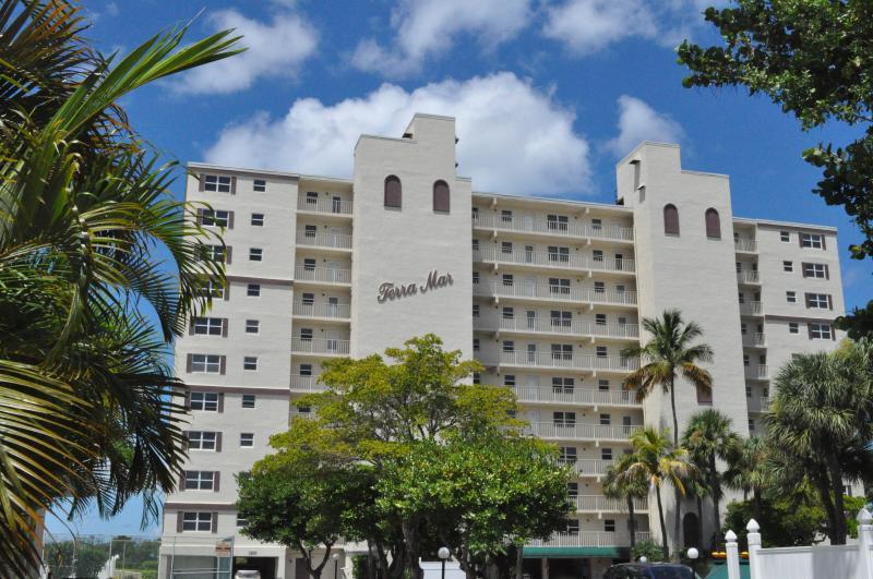Terra Mar Top Left Corner - Terra Mar Penthouse Condominium - Fort Myers Beach - rentals