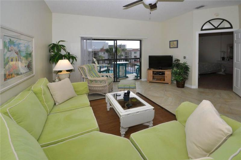 Ocean Village Club Q37, 2 Bedrooms, Pet Friendly, WiFi, Sleeps 4 - Image 1 - Saint Augustine - rentals