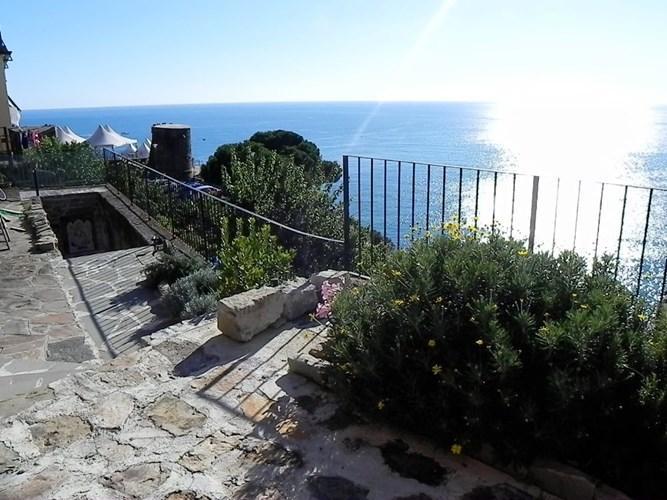 Tranquil Cinque Terre Villa with spectacular Mediterranean Sea Views - Cinque Terre Villa - Riomaggiore - rentals