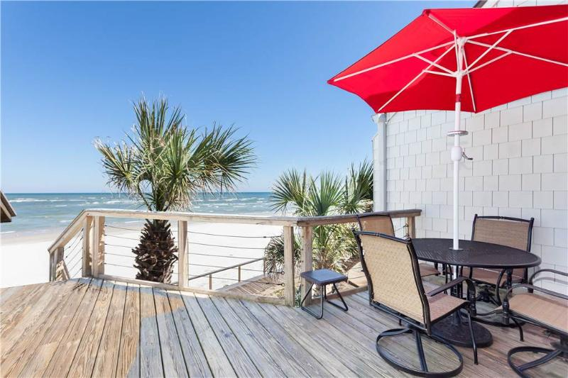 Sea Matanzas 2, 2 Bedrooms, Ocean Front, Pool, WiFi, Sleeps 6 - Image 1 - Saint Augustine - rentals