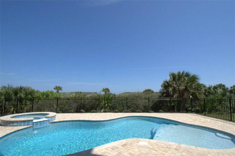 Southern Grace, 7 Bedrooms, Ocean Front, Pool, Elevator, Sleeps 14 - Image 1 - Palm Coast - rentals