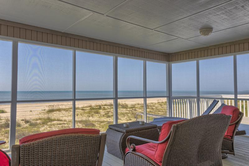 Welcome to the beach life. - Ocean Front Utopia - Port Saint Joe - rentals