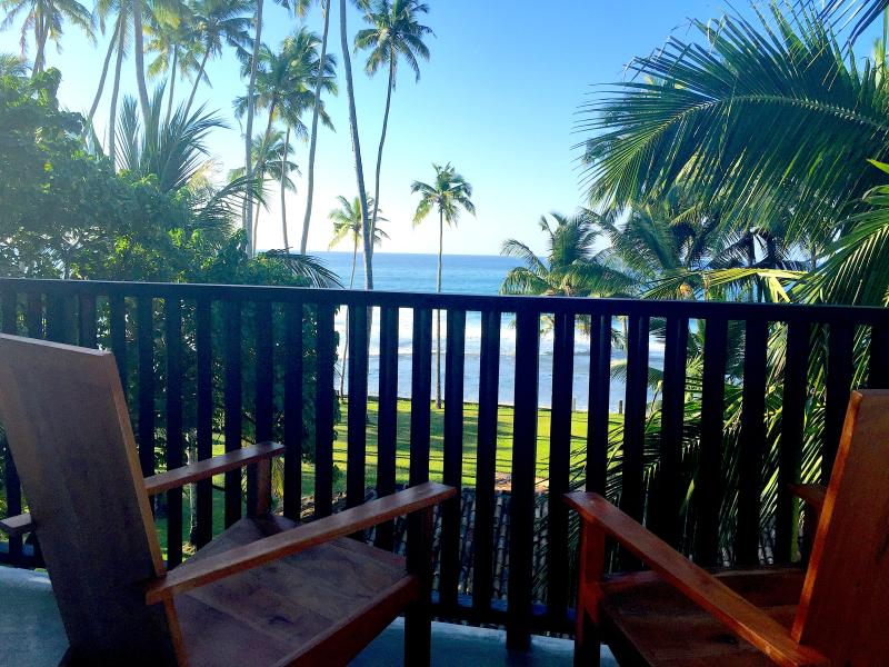 The view from the Terrace - Villa Five - Luxury Beachside, Galle District - Talpe - rentals