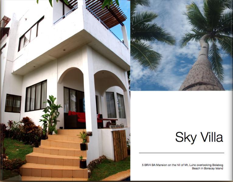 SKY VILLA BORACAY - Image 1 - Boracay - rentals