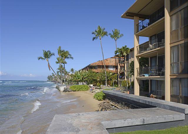 Nohonani #105 Direct Oceanfront Ground Floor - Image 1 - Lahaina - rentals