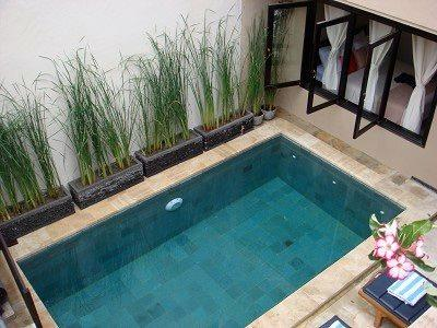Swimming pool - Kuta Villa Indah - Kuta - rentals