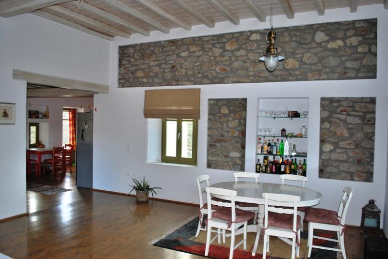 VILLA HOUSE - FTELIA - Image 1 - Kalo Livadi - rentals