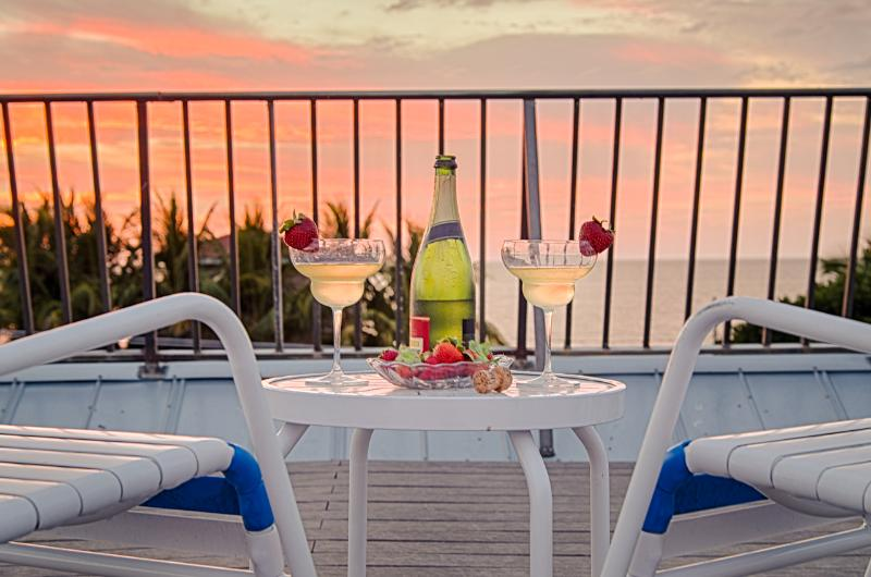 FYI, a house is being built, and we don't know how the views will be affected. - AnnaMariaBeachCondo - Quiet, Spacious Condo w Pool - Anna Maria Island - rentals
