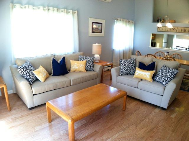 Living Area - Patio Style with Loft, 2 Queens, 2 ACs, &  Pool Passes (Fees Apply) - MI0551 - Brewster - rentals