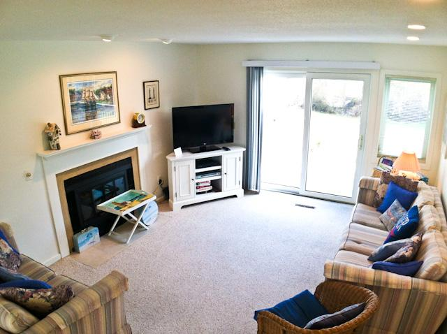 Living area - Bayside with Beach, Pool, Tennis & Central A/C - BP0613 - Brewster - rentals