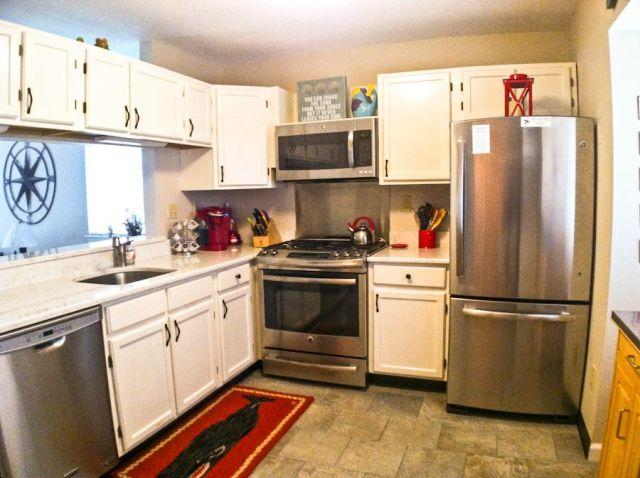 Kitchen - Ocean Edge Patio Home with Central A/C & Pool Access - SU0544 - Brewster - rentals