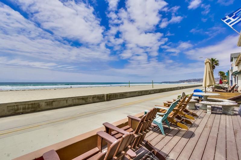 JERSEY1 - JERSEY1 - Mission Beach - rentals