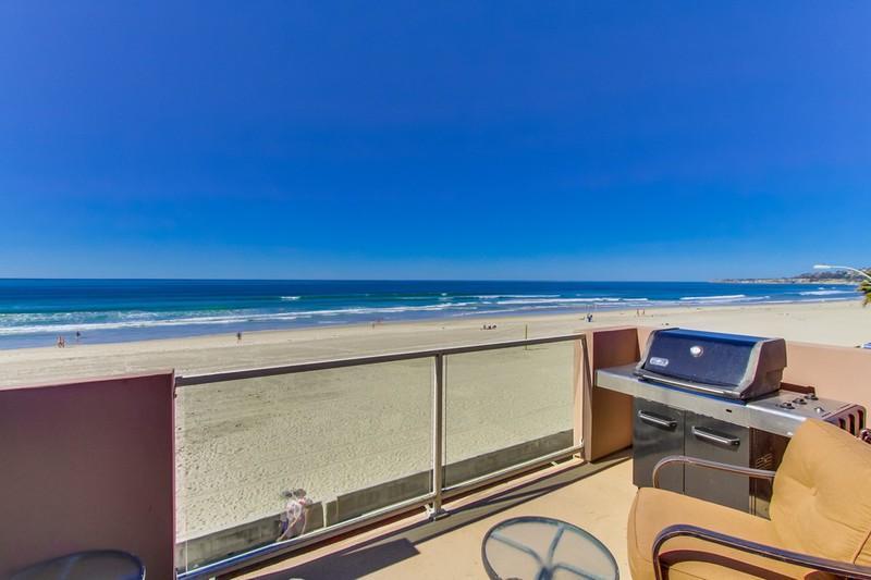 JERSEY3 - JERSEY3 - Mission Beach - rentals