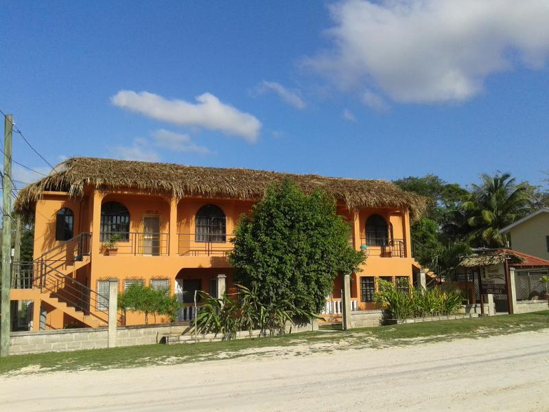 Front View - HomeHill Apartments/Vacation Rentals - San Ignacio - rentals