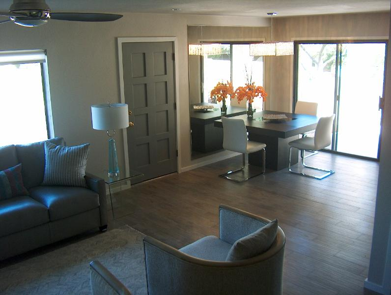 Front Entryway to Towne House - New Resort Area Listing: Perfect for Extended Stay - Phoenix - rentals