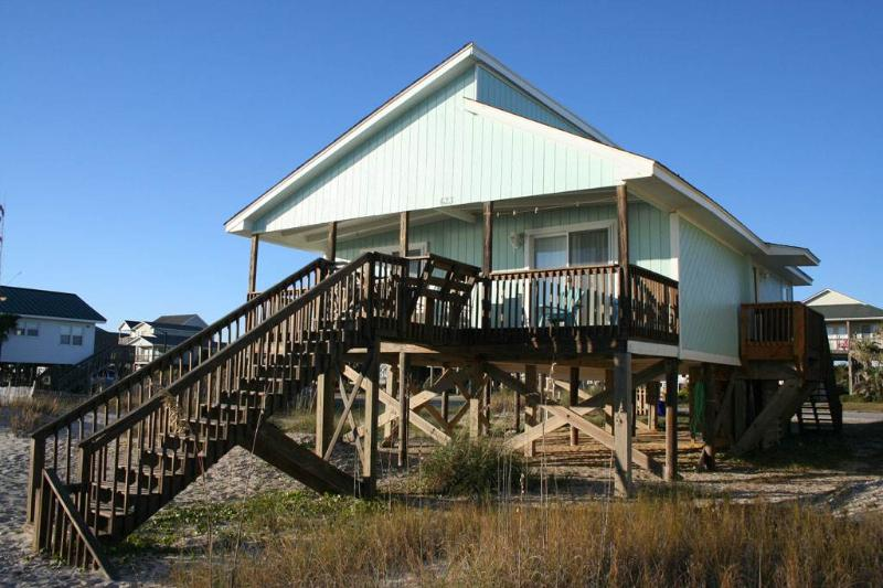 Our Place At The Beach - Image 1 - Oak Island - rentals
