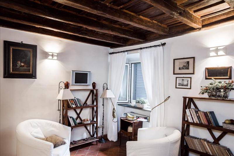 Cozy 1br apt in city center - Image 1 - Rome - rentals