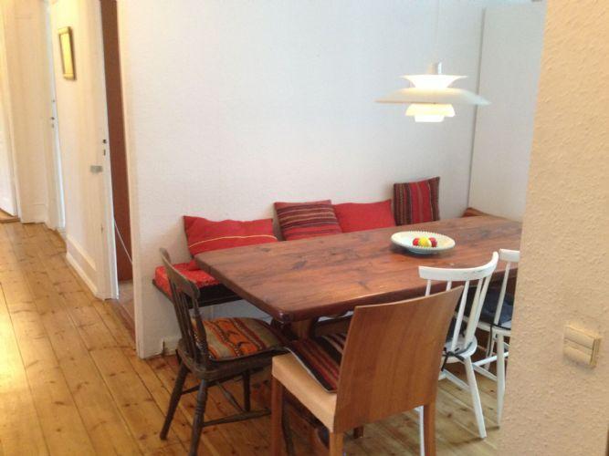Nordre Frihavnsgade Apartment - Bright Copenhagen apartment near Nordre Frihavnsgade - Copenhagen - rentals