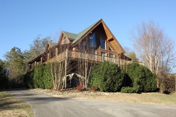 Longwalker Lodge - LONGWALKER LODGE - Sevierville - rentals