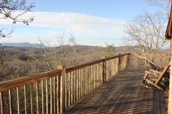 Cabin In The Clouds - CABIN IN THE CLOUDS - Pigeon Forge - rentals
