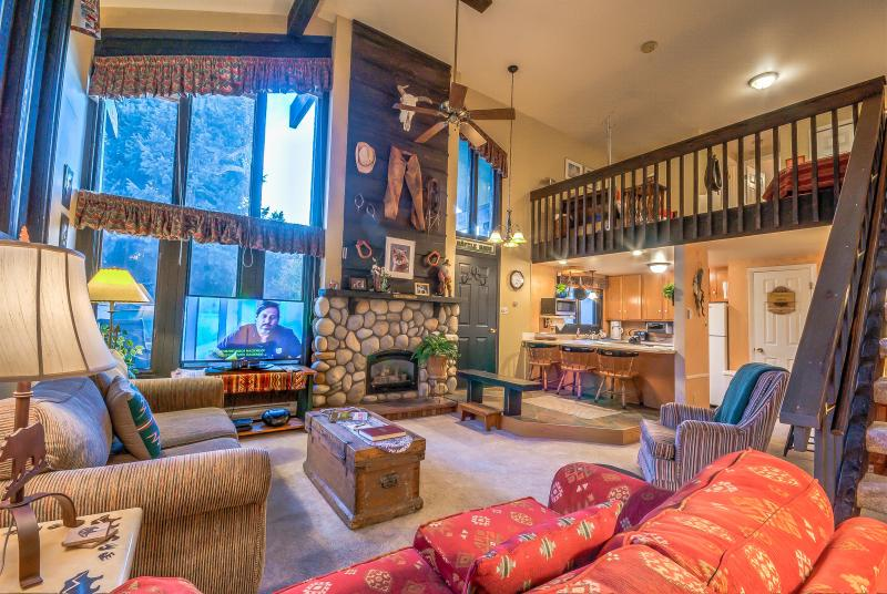 Great Ski Condo, 2 Blocks from Gondola - Image 1 - Steamboat Springs - rentals