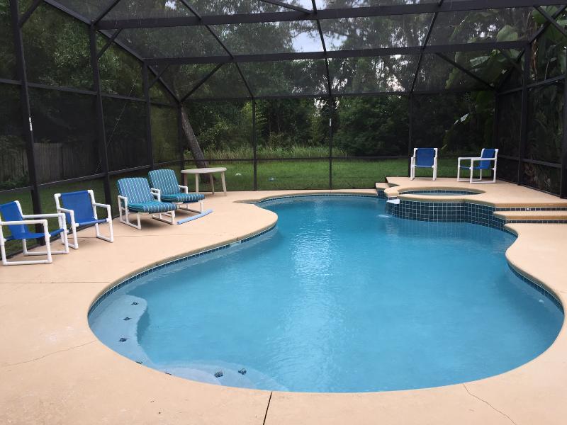 Super Huge Pool Home sleeps 8 - Image 1 - Kissimmee - rentals