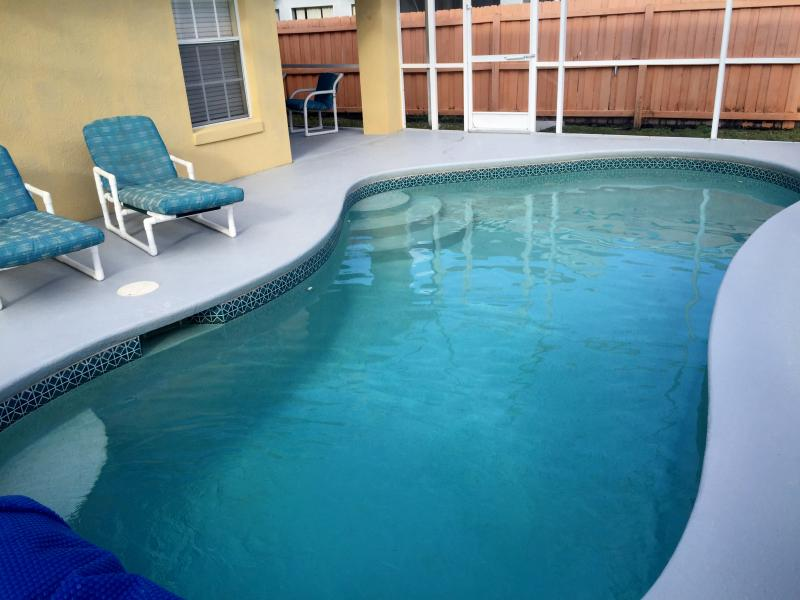Enjoy swimming in this good size pool. - Perfect Piece of Paradise close to attractions - Kissimmee - rentals