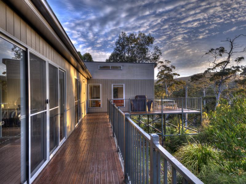 Front of house - Freycinet Haven - Coles Bay - rentals
