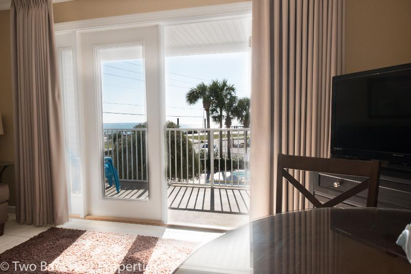 A Room with A VIEW! - 1 Bedroom Gulf View Condo - Stunning VIEW! - Miramar Beach - rentals