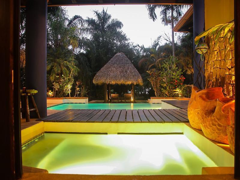 Casa Encantada Beachfront Spectacular 4bdrm - Image 1 - Mal Pais - rentals