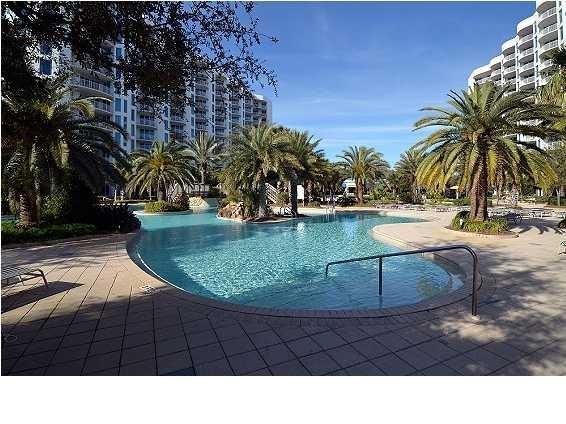 Awesome pool! - Lets Geaux Crazy 2b/2b 5th Floor Overlooking Pool - Destin - rentals