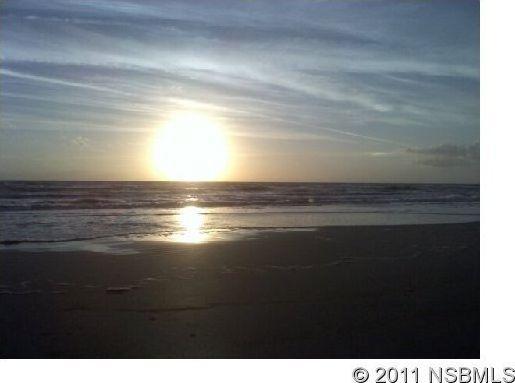 Miles of beautiful beach. Watch the sun set. - LUXURY OCEAN VIEW REMODELED CONDO WIFI AWARD WINNING COMPLEX AS SEEN ON HGTV - New Smyrna Beach - rentals
